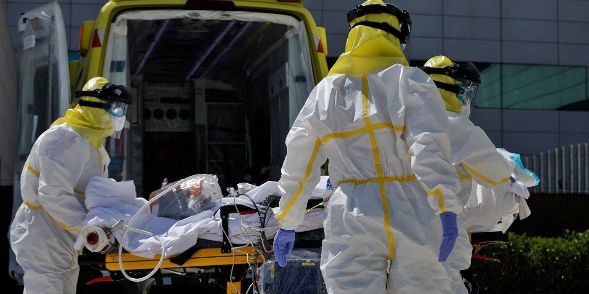 Andalucía alcanza la cifra de contagiados más alta de toda la pandemia en un día coronavirus