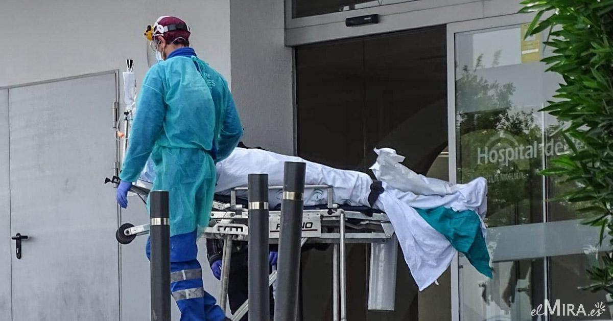Muere una mujer con coronavirus en Jerez (España)