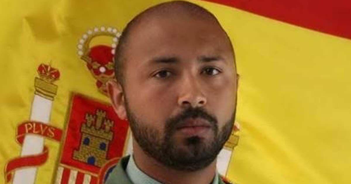 Benaribi Ansar, legionario fallecido