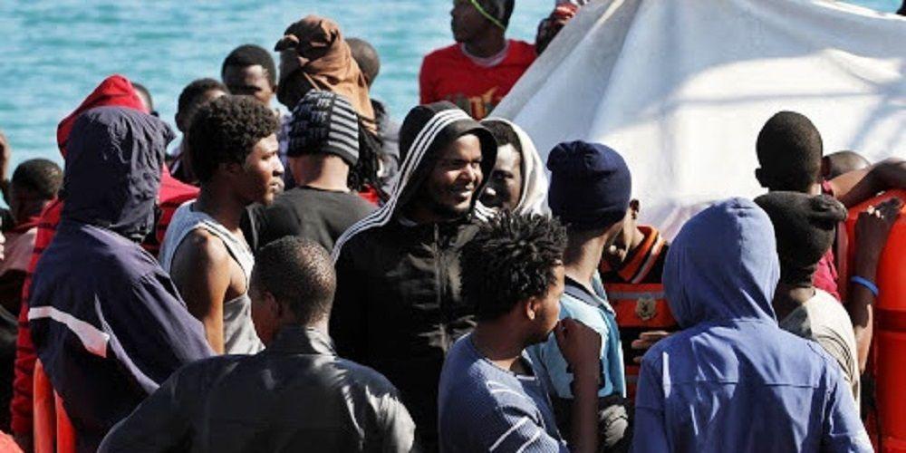 inmigrantes ilegales España