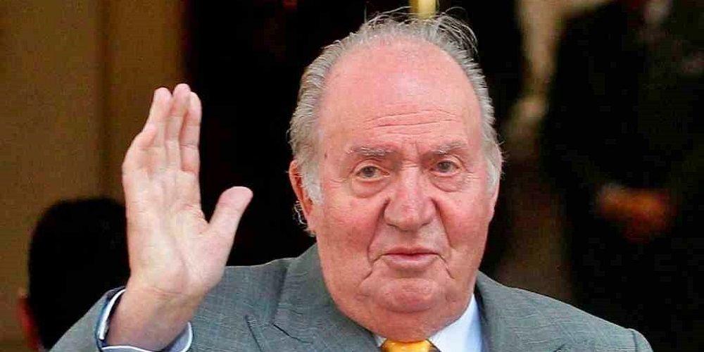 Destino de Juan Carlos I