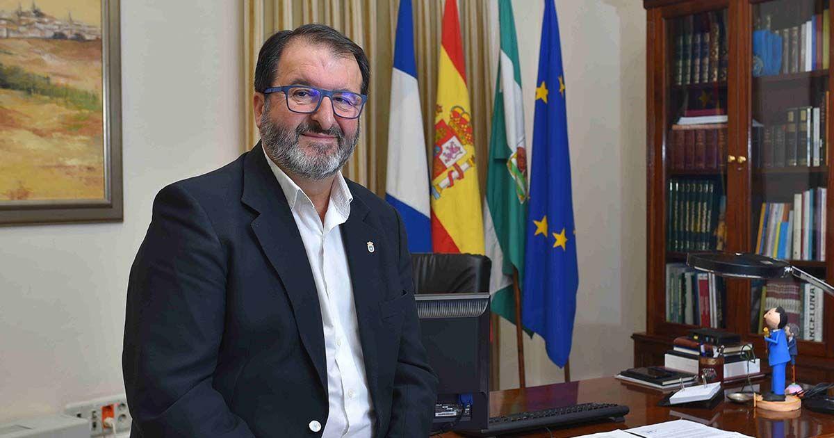Juan Ávila, alcalde de Carmona