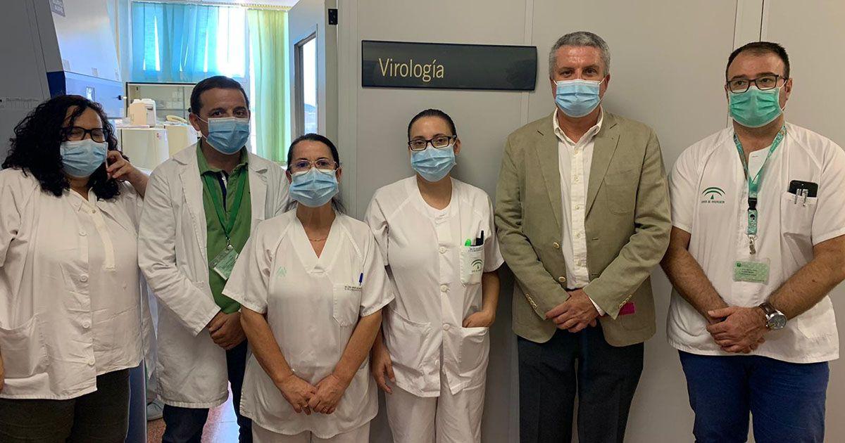 La Junta incrementa el rastreo con las pruebas PCR en el autocovid instalado en Mojácar
