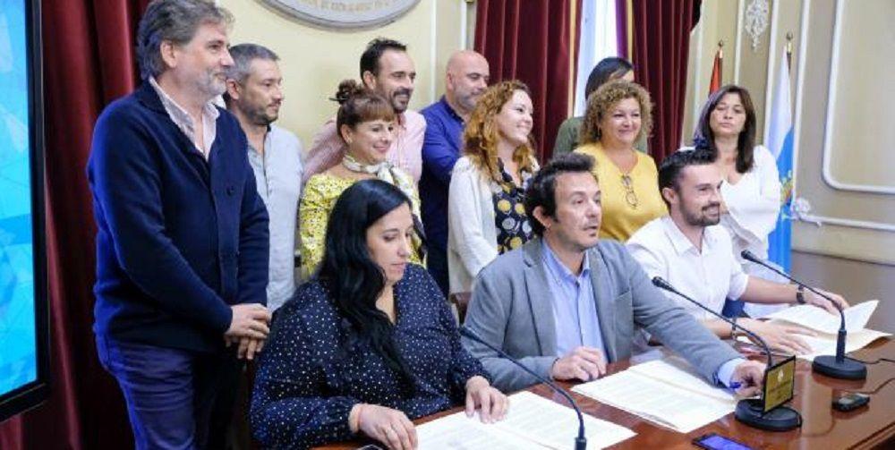 Equipo Gobierno Ayuntamiento Cádiz