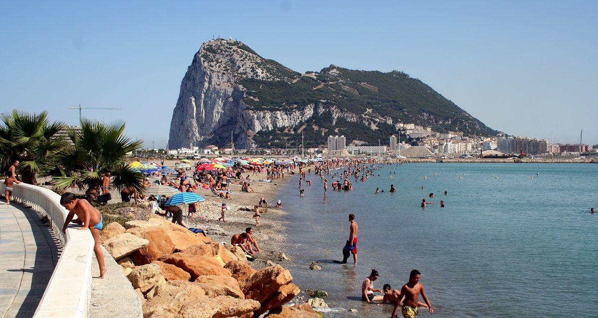 Andalucía cerrar playas