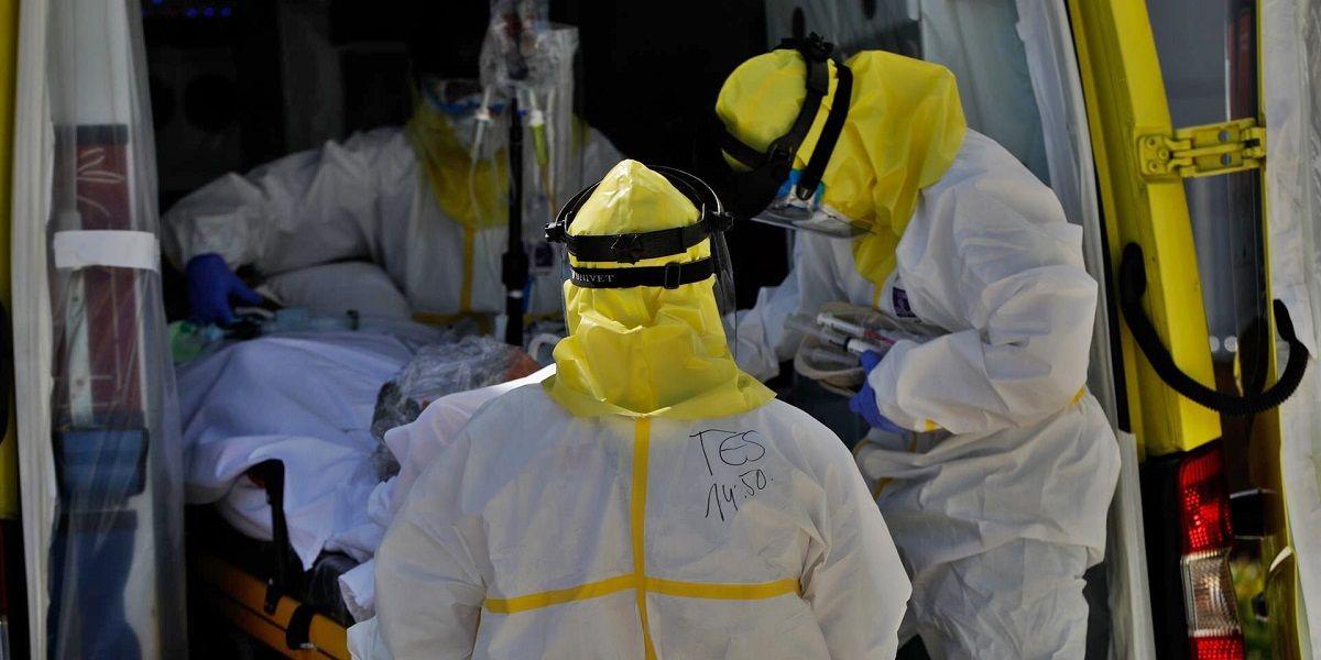 Coronavirus: Andalucía registra 592 casos por PCR y cinco muertes