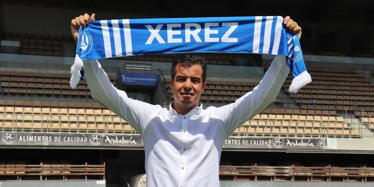Pérez Herrera nuevo entrenador del Xerez CD