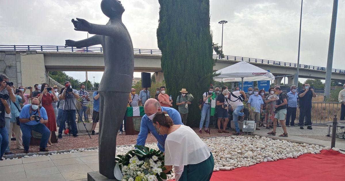 Todos los partidos andaluces recuerdan el asesinato de Blas Infante excepto Vox