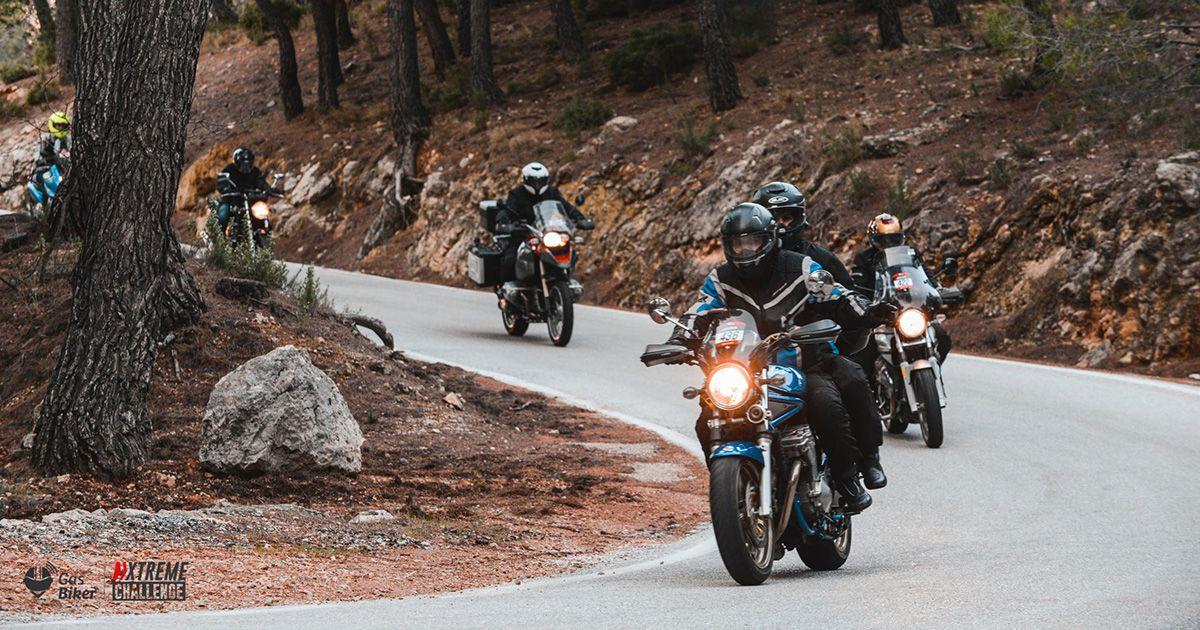 El 'Xtreme Challenge' vuelve a dar cita a la comunidad motera en Jerez