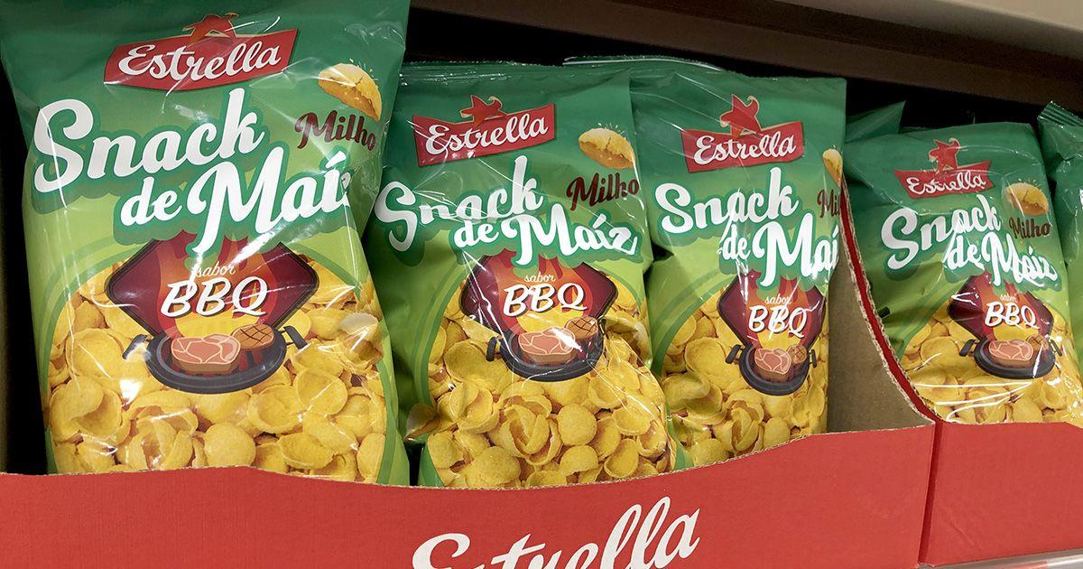El nuevo snack de maíz de Mercadona, triunfa