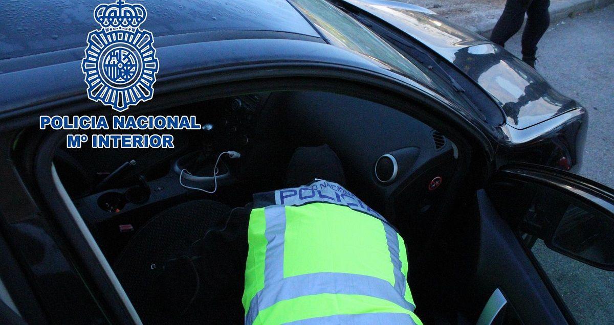 vehículo Almería