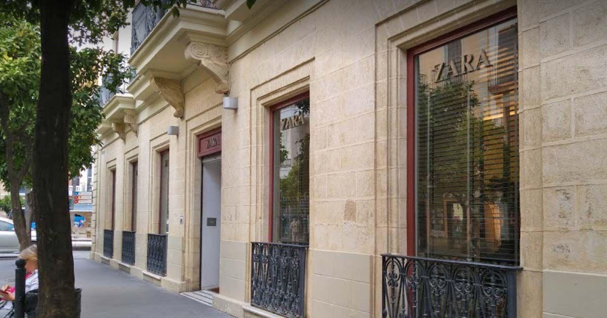 tienda Zara Jerez