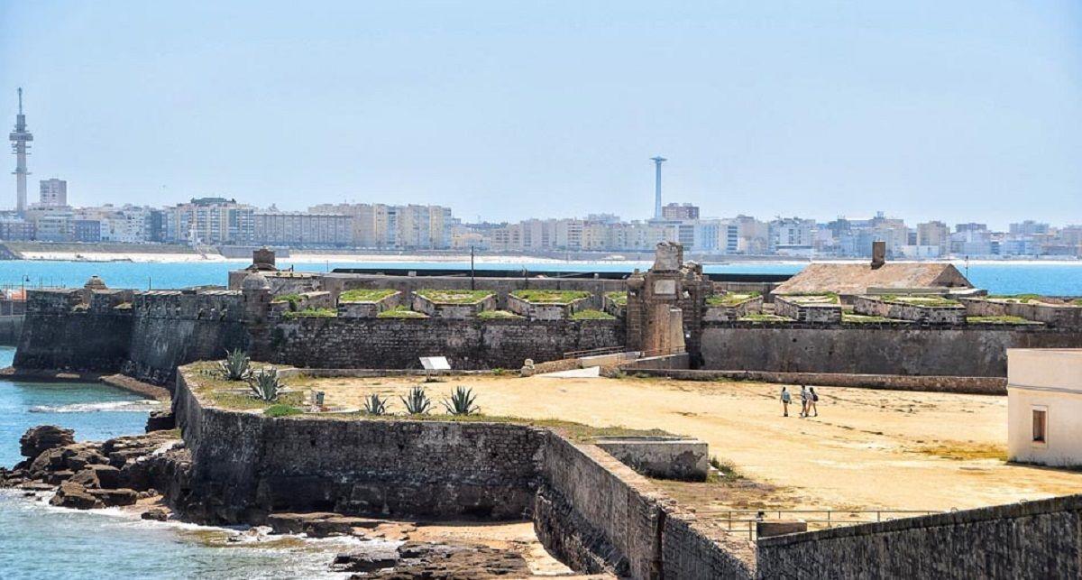Castillo San Sebastián Cádiz