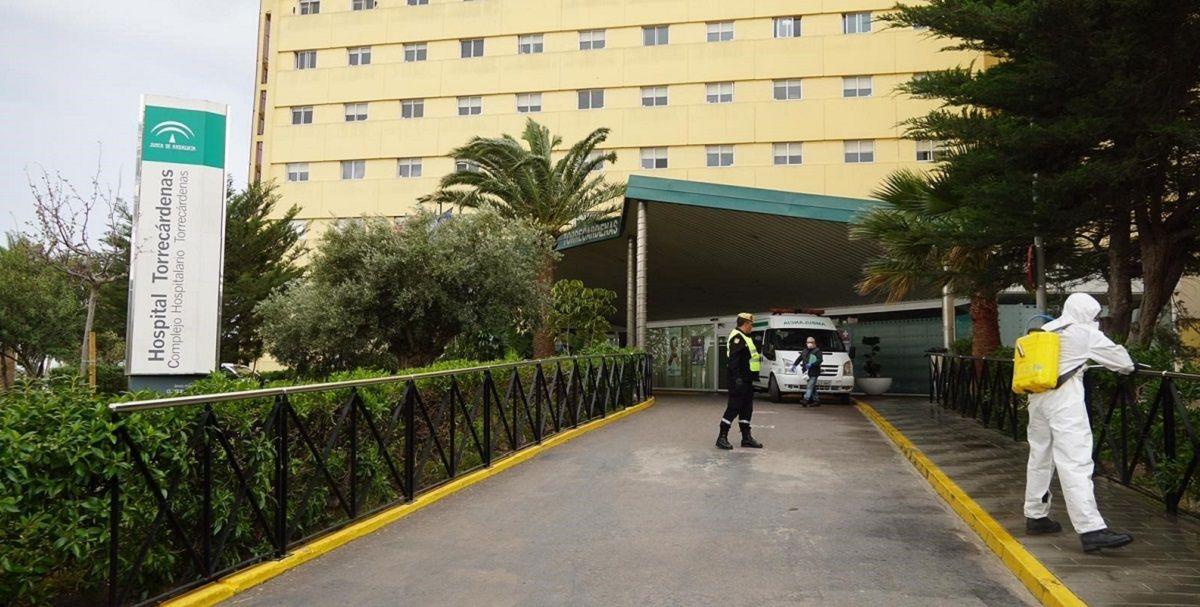 Coronavirus hospitales España