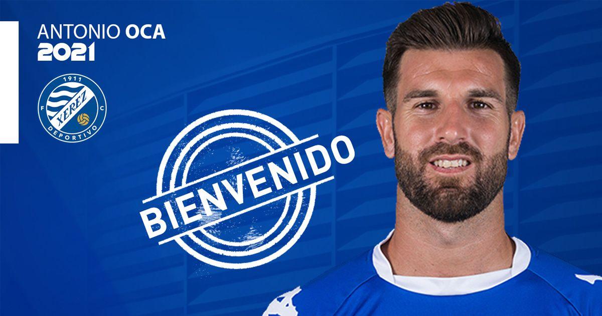 Oca, primer fichaje del Xerez Deportivo FC