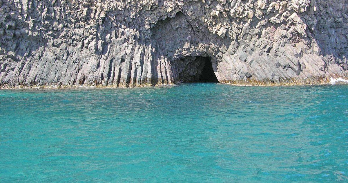 Cabo de Gata cuevas