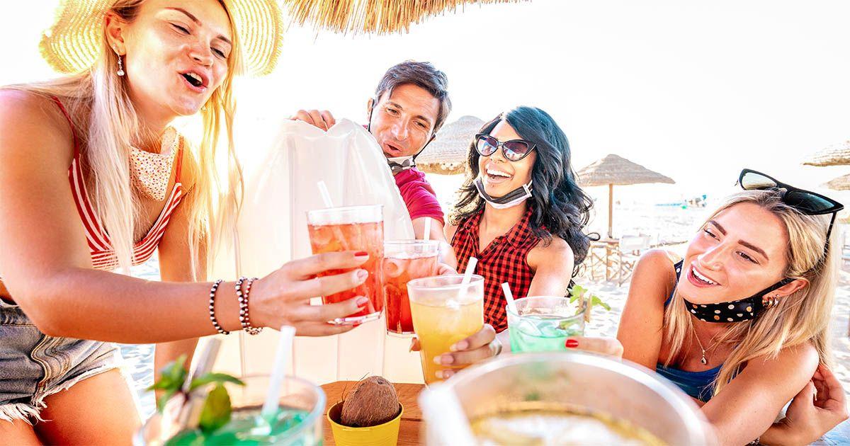 chiringuito bar bares normas reglas mascarillas coronavirus