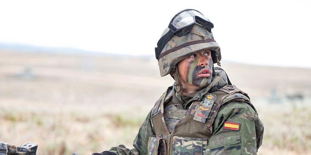 Militares españoles repatriados Covid-19