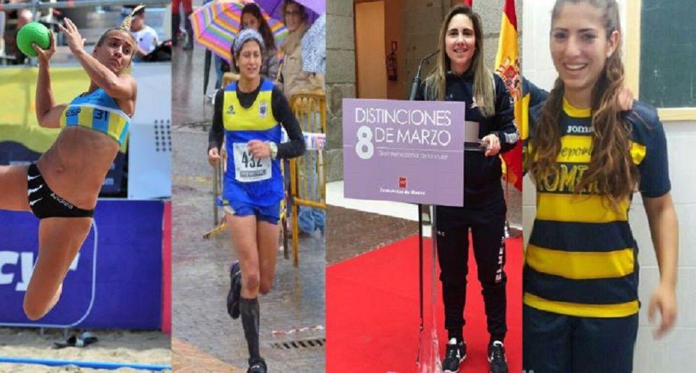 mujer deporte Cádiz