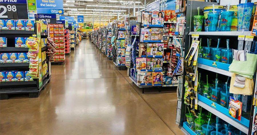 Supermercado Walmart EEUU USA