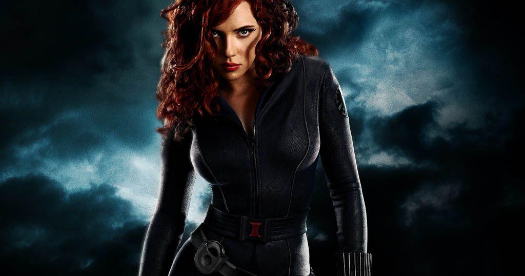 Universo Marvel Viuda Negra avengers vengadores