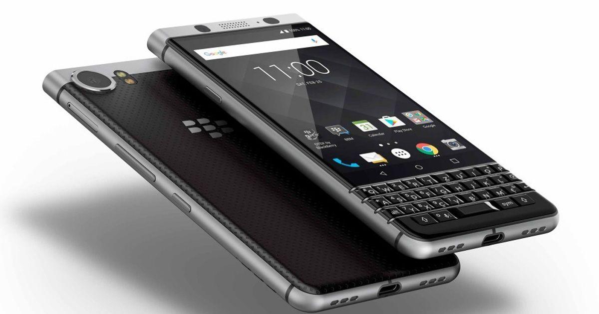BlackBerry volverá a lanzar móviles Android en 2021