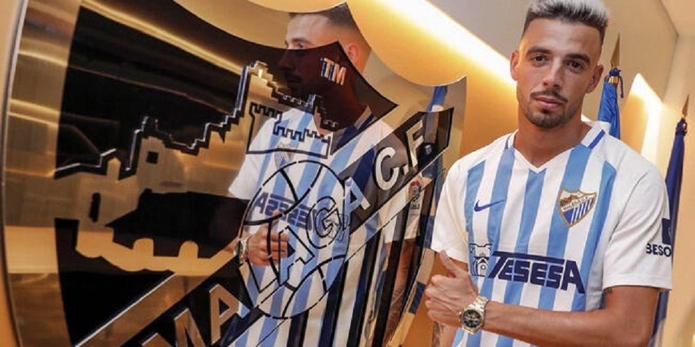 El jerezano Cristian Rodríguez ficha por el Málaga CF