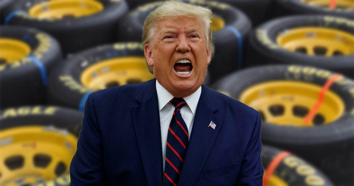 Donald Trump Goodyear boicot