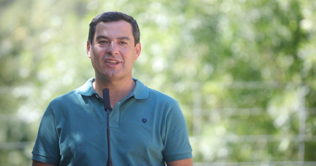 Juanma Moreno puntos encuentro PSOE