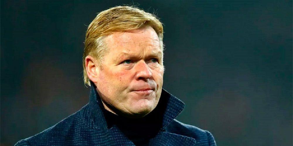 Ronald Koeman nuevo entrenador del Barça