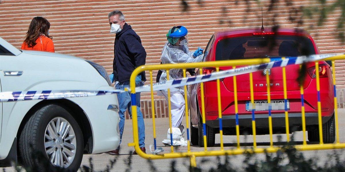 Covid-19 en Andalucía: casos y muerte