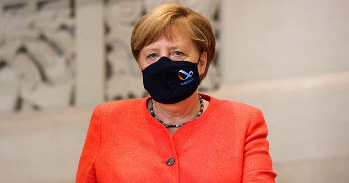 Angela Merkel Covid-19 coronavirus