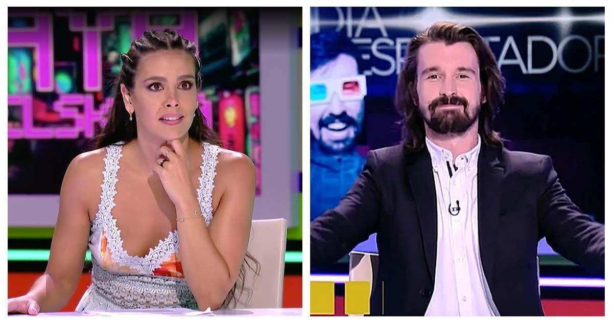 Santi Alverú y Cristina Pedroche Zapeando