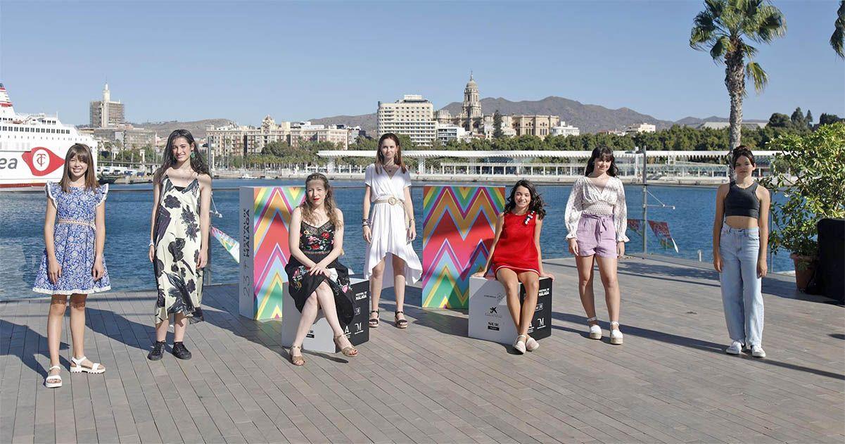 Película Las Niñas Málaga