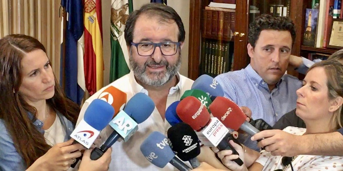 El Alcalde de Carmona, positivo en Coronavirus