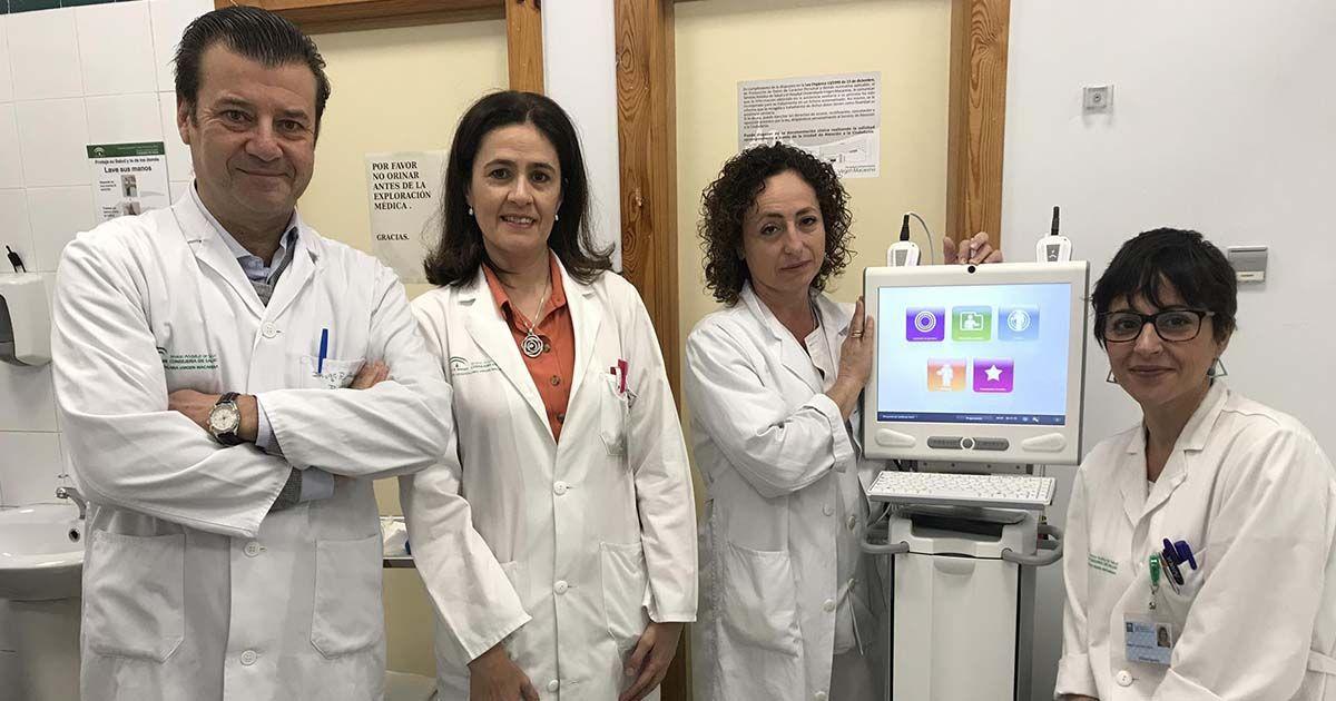 Programa de rehabilitación del suelo pélvico del Hospital Macarena