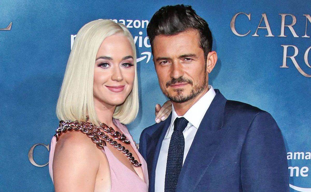 Orlando Bloom and Katy Perry daughter