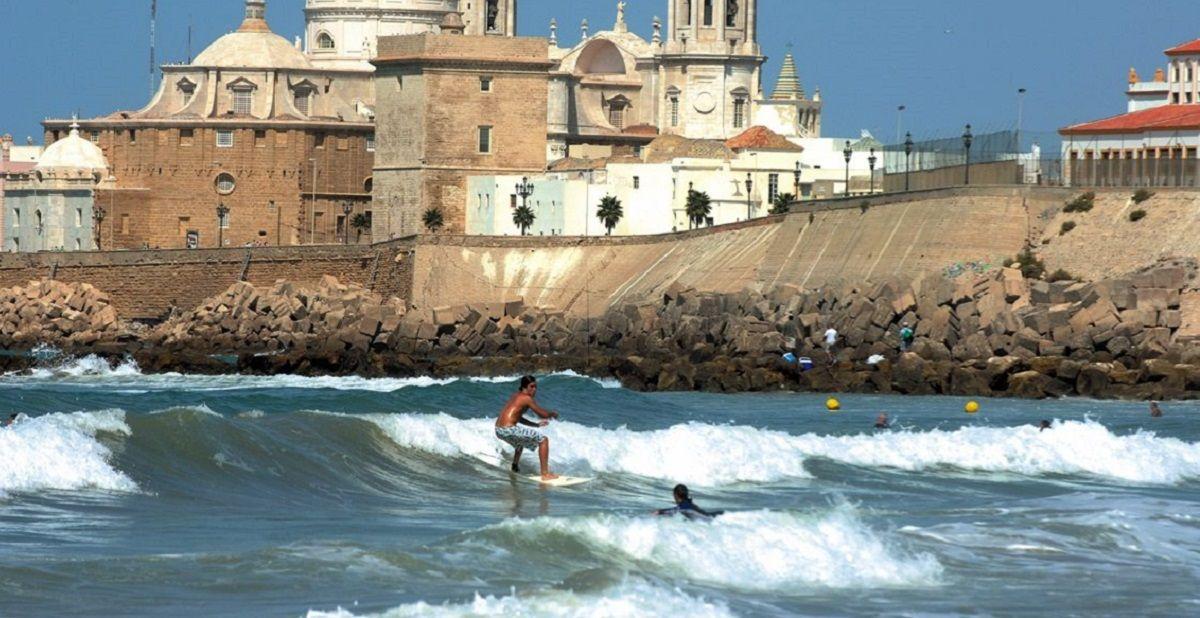 El agua de las playas andaluzas, en perfecto estado de revista
