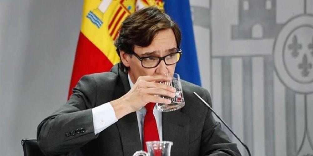 Illa confinamientos generales España