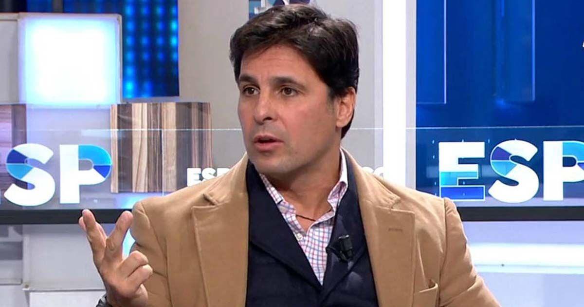 Fran Rivera en Espejo Publico