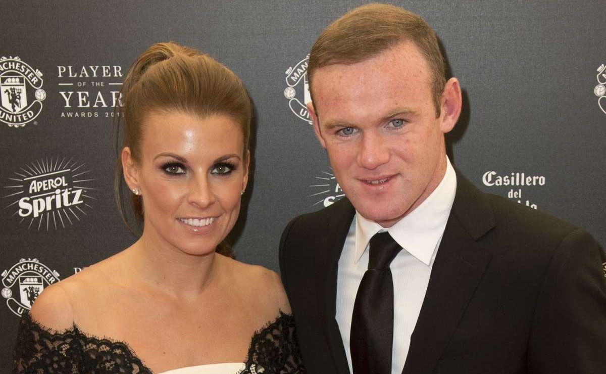 Coleen Rooney y Wayne Rooney - Rebekah Vardy