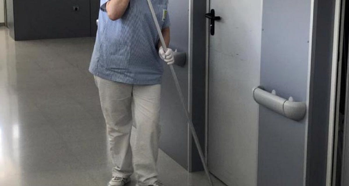 desinfección colegios Málaga Reino Unido Coronavirus
