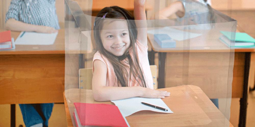 Madrid instalará módulos prefabricados en colegios y mamparas de protección individual