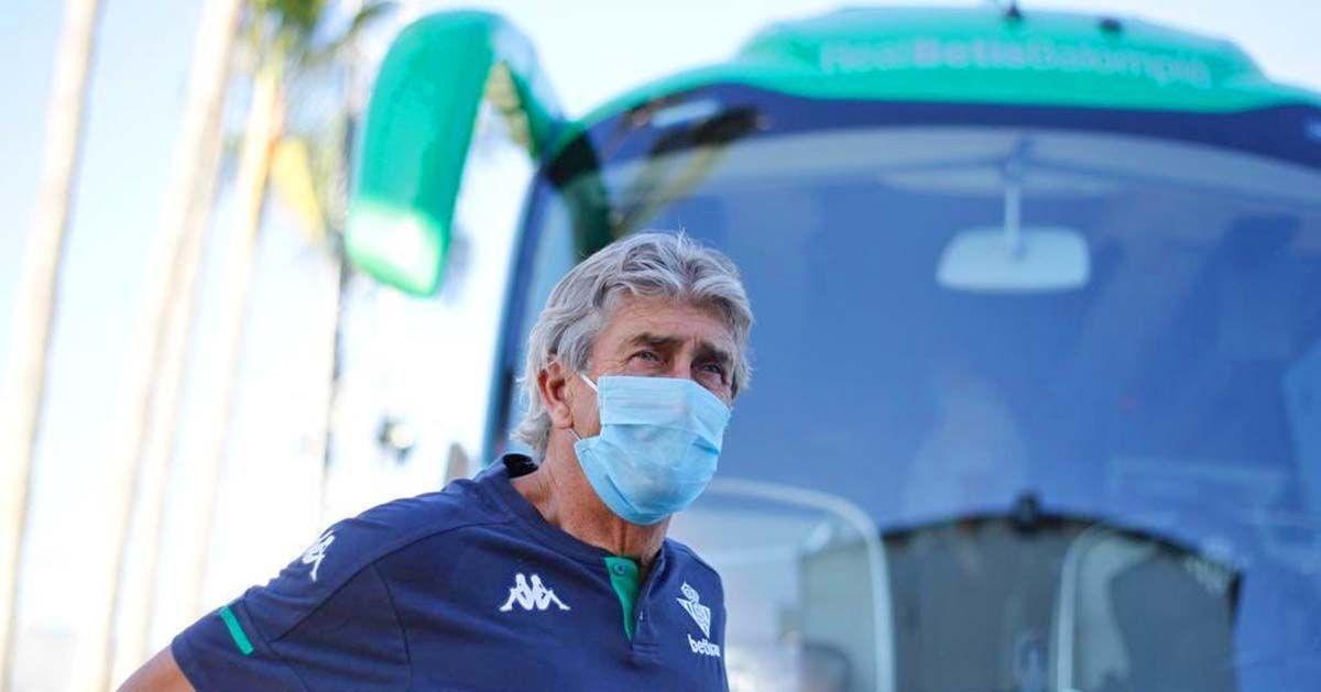 Manuel Pelligrini Marbella stage Betis