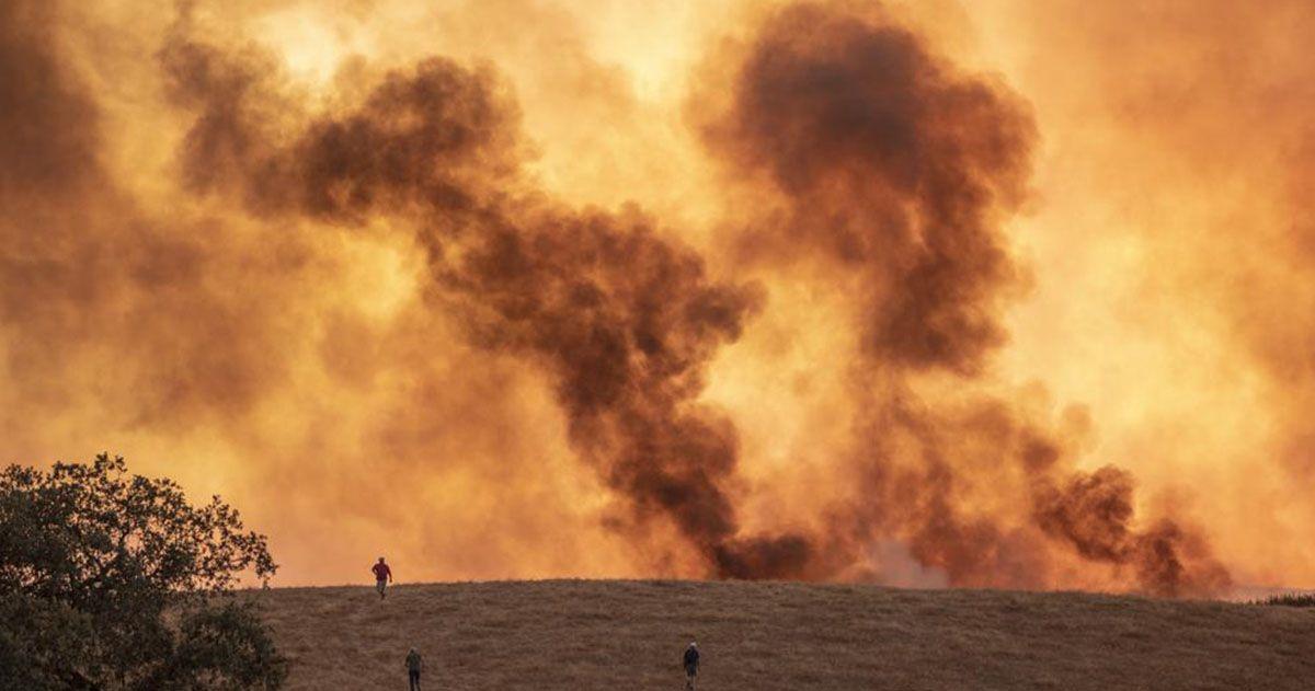 incendio almonaster huelva