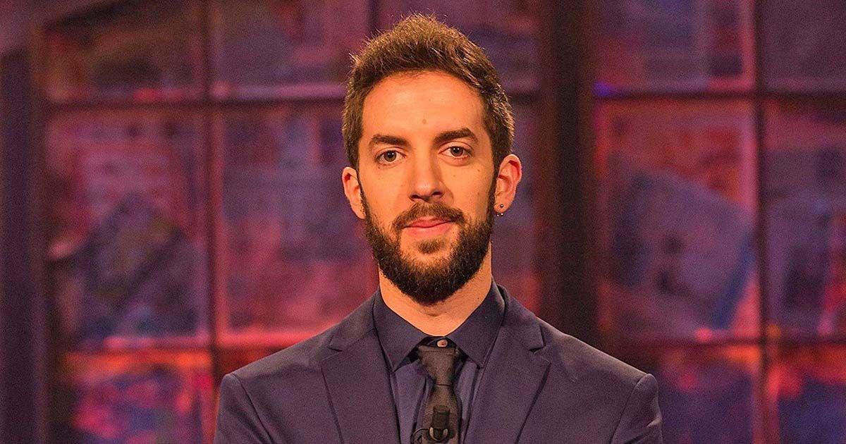 David Broncano, presentador del programa La Resistencia