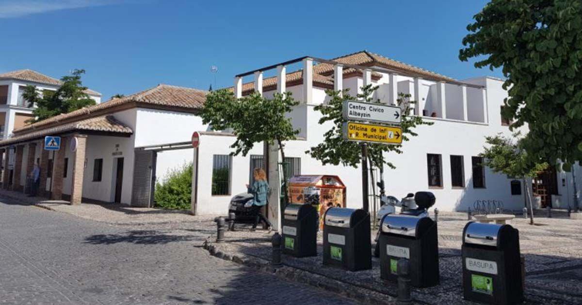 Centro cívico de Albayzín (Granada)