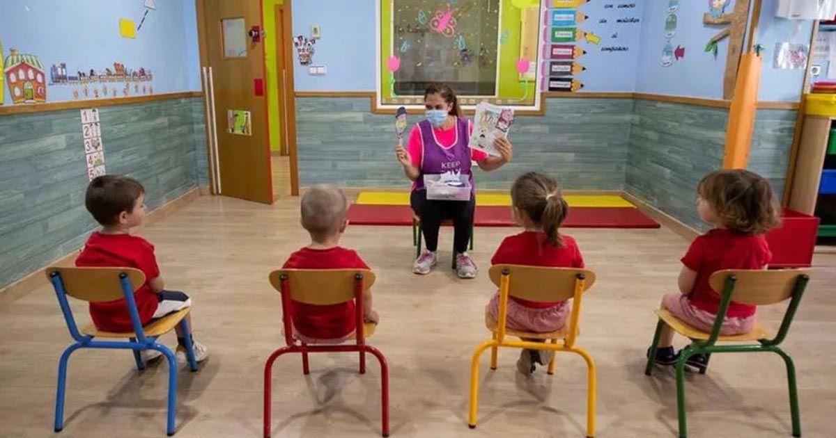 Escuela infantil Andalucia