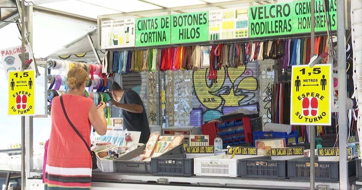 Mercadillo del Polígono Sur (Sevilla)