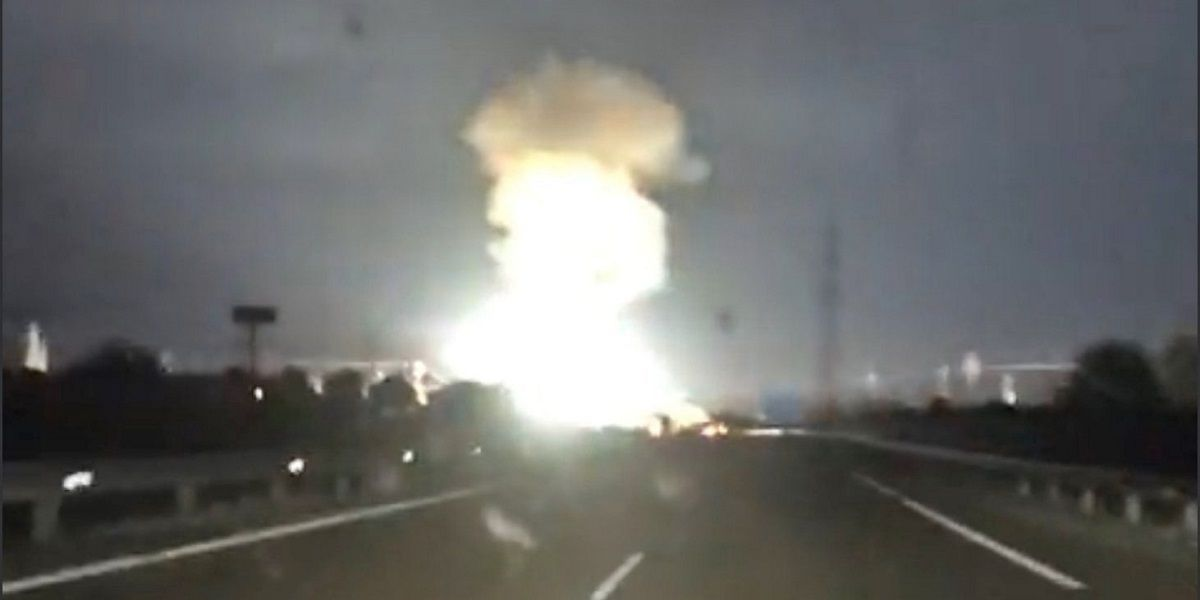 Andújar: Brutal explosión en una subestación eléctrica causa el pánico en el municipio